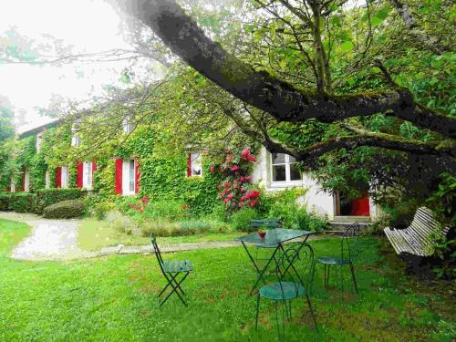 Domaine de La Reculée : Bed and Breakfast near Couargues