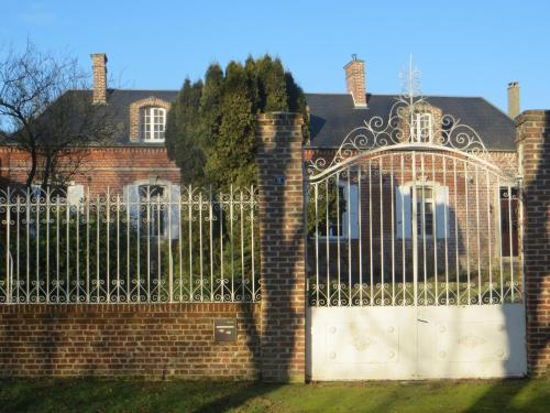 Laclos des champs : Bed and Breakfast near Beaucourt-sur-l'Hallue