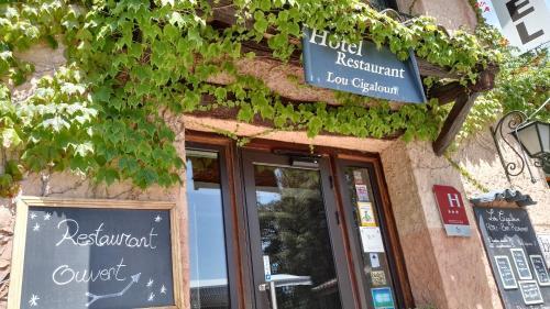 Lou Cigaloun : Hotel near Saint-Antonin-du-Var