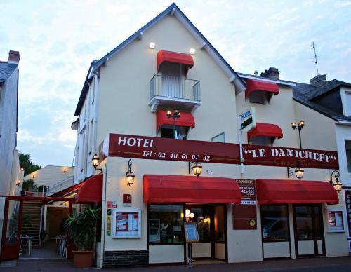 Le Danicheff : Hotel near Pornichet