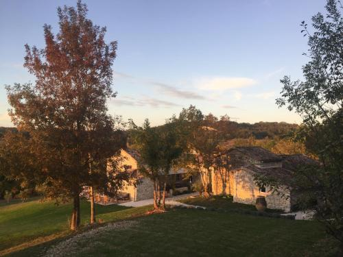 Maison Forte : Bed and Breakfast near Montcuq