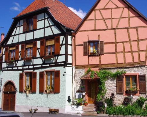 Gîte Meyer-Liss : Guest accommodation near Ribeauvillé
