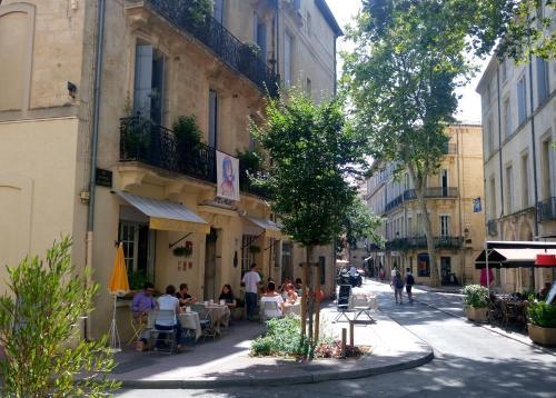 Hotel du Palais : Hotel near Montpellier
