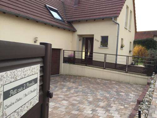 Petit Coin de Paradis : Bed and Breakfast near Schaeffersheim