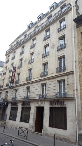 Hôtel Média : Hotel near Paris 13e Arrondissement