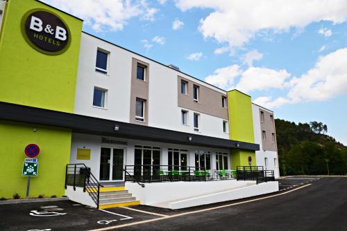 B&B Hôtel Alès - Pôle Mécanique : Hotel near Saint-Sébastien-d'Aigrefeuille