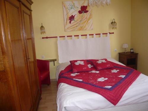 Chambre Jonquille : Bed and Breakfast near Oberhergheim