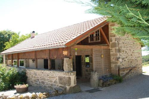 La Porcherie : Guest accommodation near Ladirat