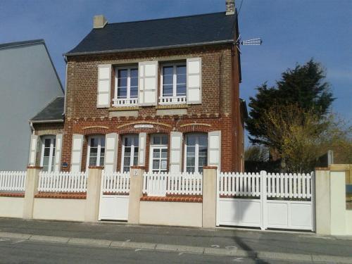 Gîte A Tout Hasard : Guest accommodation near Cayeux-sur-Mer