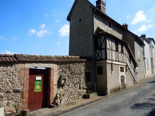 La Maison du Guetteur : Guest accommodation near La Celle-sur-Loire