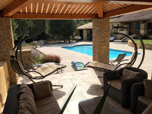 Mas Caipi La Cadière d Azur : Apartment near Le Castellet