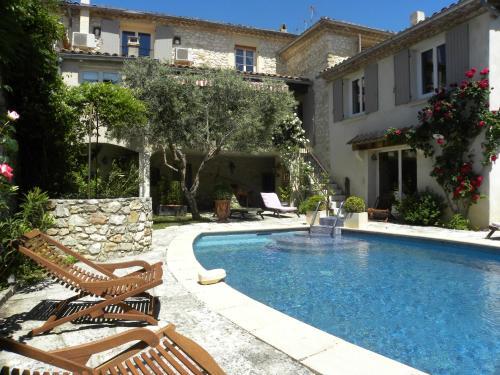 La Maison Des Autres : Guest accommodation near Gajan