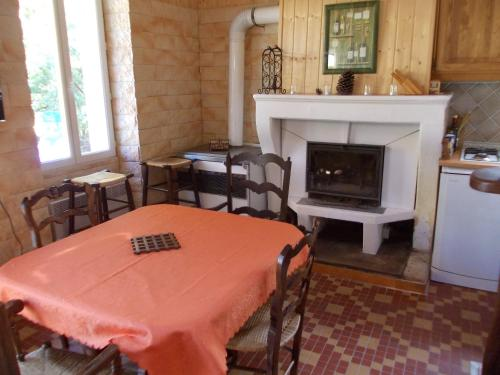 Gite en medoc : Guest accommodation near Saint-Sauveur