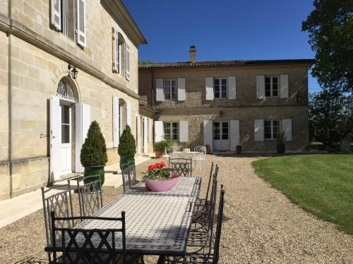 Chateau Du Payre : Bed and Breakfast near La Sauve