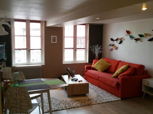 Le Central : Apartment near Honfleur