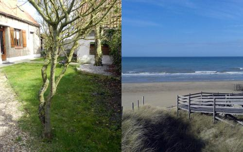 Entre Terre et Mer : Guest accommodation near Saint-Folquin