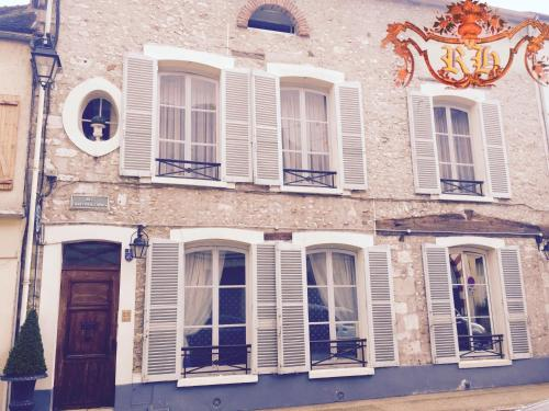 Royal Hubert : Apartment near Sognolles-en-Montois