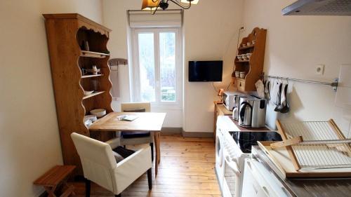 Les Montagnettes : Apartment near Vernines