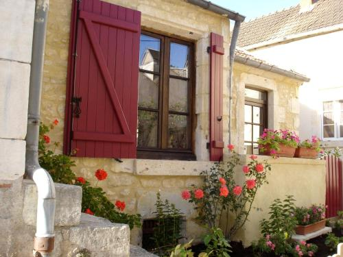 Maison Vauyon : Guest accommodation near Saint-Laurent-l'Abbaye