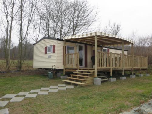 Hebergement au domaine de Litteau : Guest accommodation near Baudre