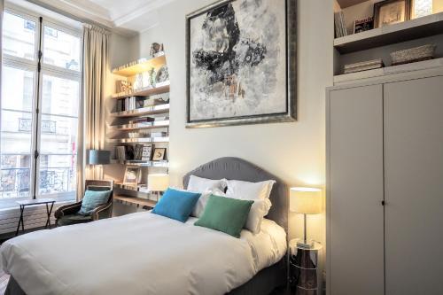 Richelieu ChicSuites : Apartment near Paris 2e Arrondissement
