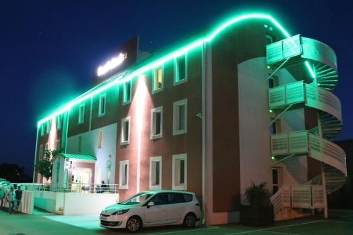 Fasthôtel Nîmes Ouest : Hotel near Aimargues