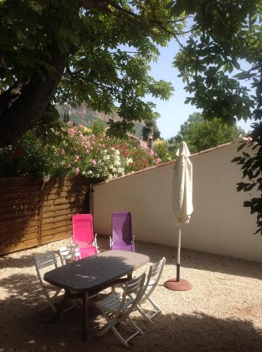 Le Paradis : Guest accommodation near Cassis