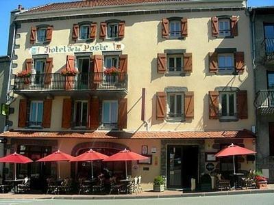 Hotel de la Poste : Hotel near Bromont-Lamothe