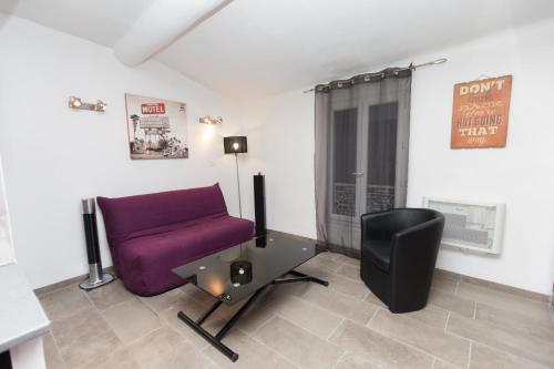 Un studio en ville : Apartment near Aix-en-Provence