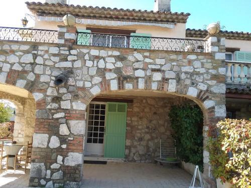 Villa Rosa Mia : Guest accommodation near La Colle-sur-Loup