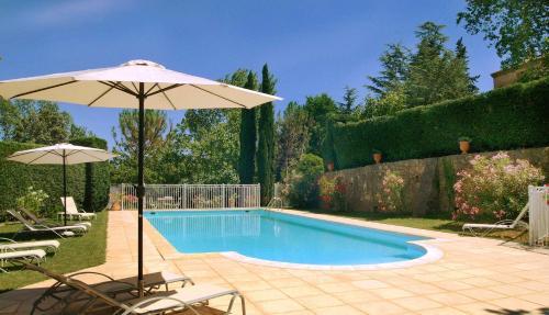 Bastide le Luget : Apartment near Vénéjan
