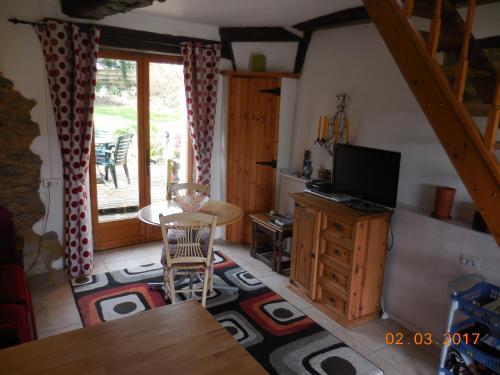 Le Nid a La Basse Haie : Guest accommodation near Illifaut