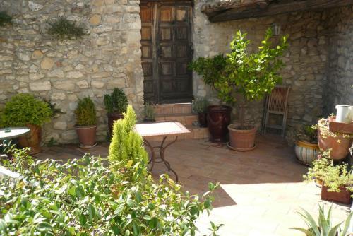 Lou Bachas : Guest accommodation near Saint-Pierre-de-Mézoargues