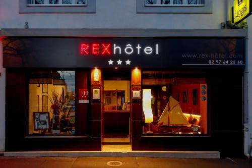 Rex Hotel : Hotel near Locmiquélic