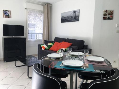 Appartement Rives du Lez : Apartment near Lattes