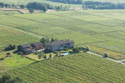Domaine David-Beaupère : Bed and Breakfast near Saint-Amour-Bellevue