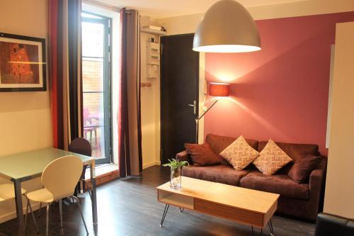 L'Appart de la Course : Apartment near Le Bouscat