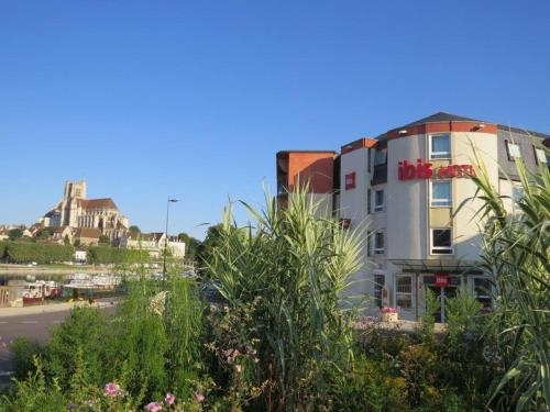ibis Auxerre Centre : Hotel near Parly