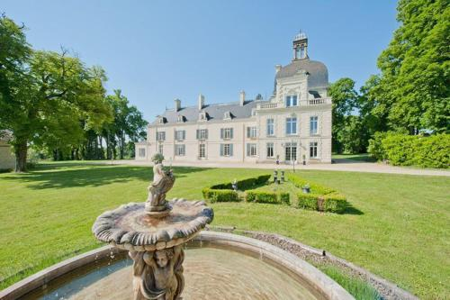 Chateau Milly : Bed and Breakfast near Châtellerault