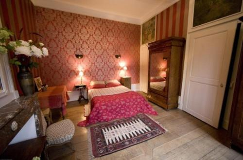 Chambres d'Hôtes Les Foulons : Bed and Breakfast near Anhiers