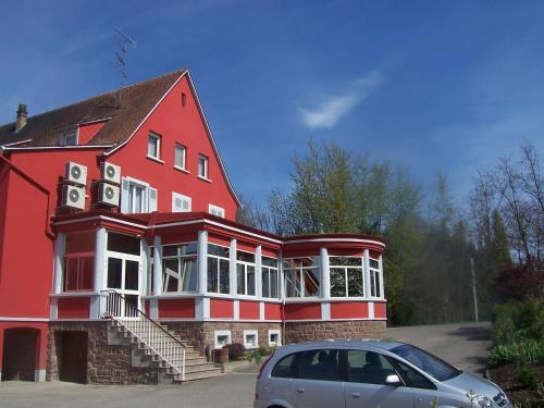 Hôtel du Ladhof : Hotel near Wickerschwihr