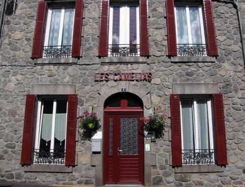 Les Camélias : Apartment near Vernines
