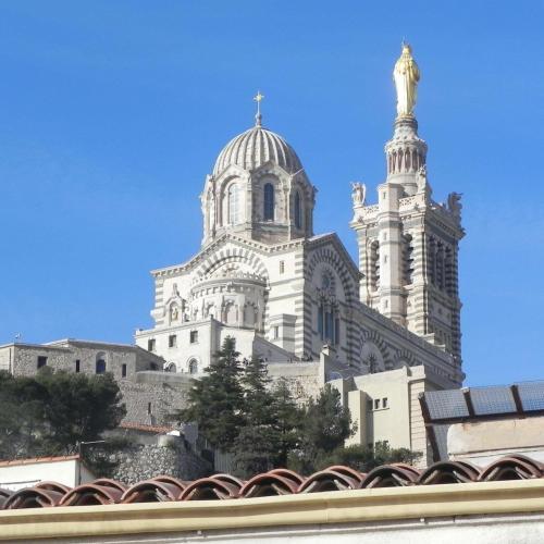 Appartement Vauban - Notre Dame : Apartment near Marseille 8e Arrondissement