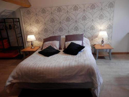 Chambres d'Hôtes Roseland : Bed and Breakfast near Saligny-sur-Roudon