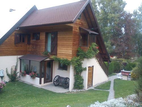 Romantic Studio Vacances : Apartment near Labaroche