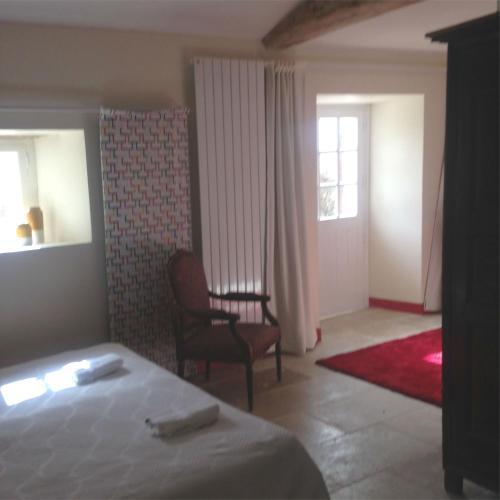Chambres d'Hôtes et Gîtes du Château de Clauzuroux : Guest accommodation near Gout-Rossignol