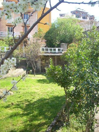 Ancienne bergerie en pierres & son jardin : Guest accommodation near Conat