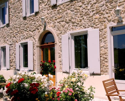 B&B La Moneze Basse : Bed and Breakfast near Ajac