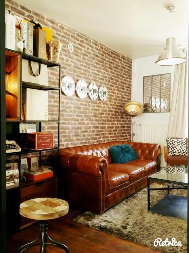 Les Appartements de Champagne : Apartment near Neufchâtel-sur-Aisne