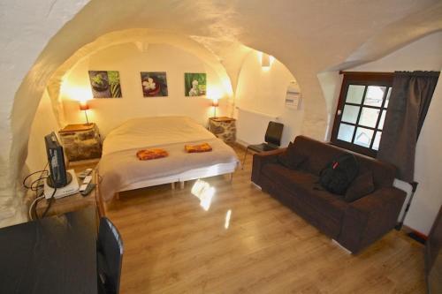 Bourg d'Oisans Studio : Guest accommodation near Saint-Michel-en-Beaumont